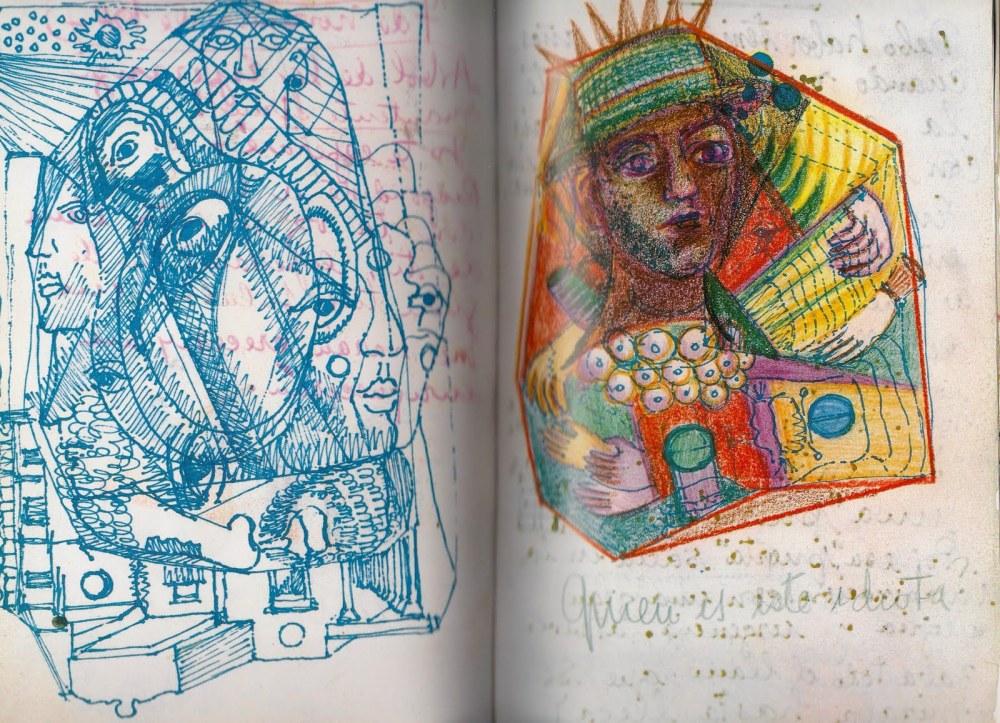 frida sketchbook 3