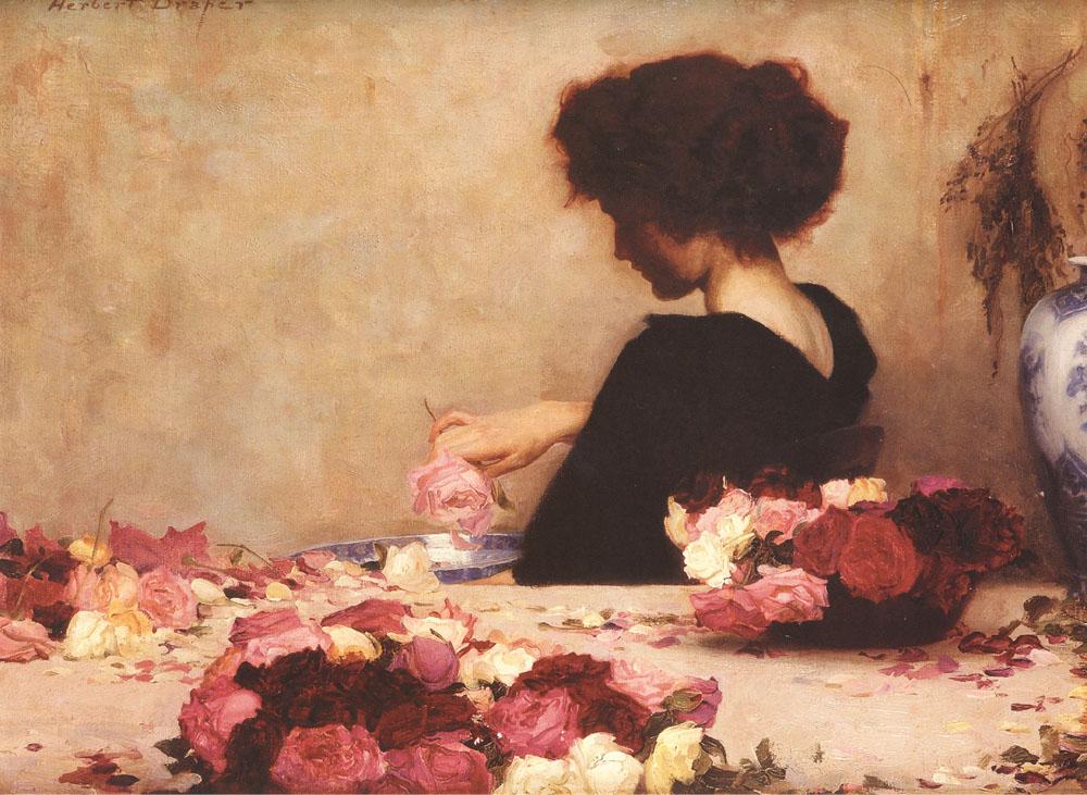 Pot Pourri (1897 - Herbert Draper)