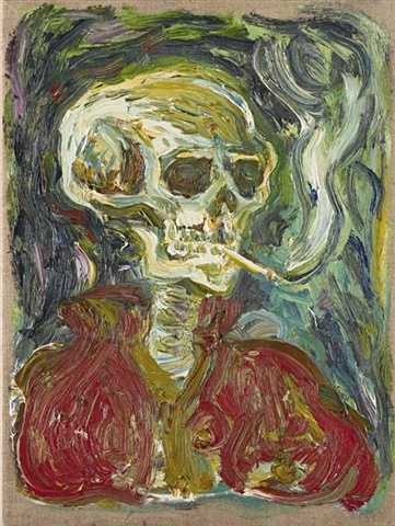 scull-by-Billy-Childish