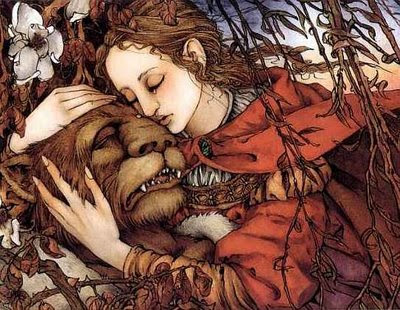 Beauty and the Beast Mercer Meyer