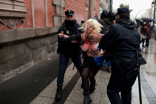 Femen+Activists+Interrupt+Pro+Life+Rally+MMm_uETsiYel