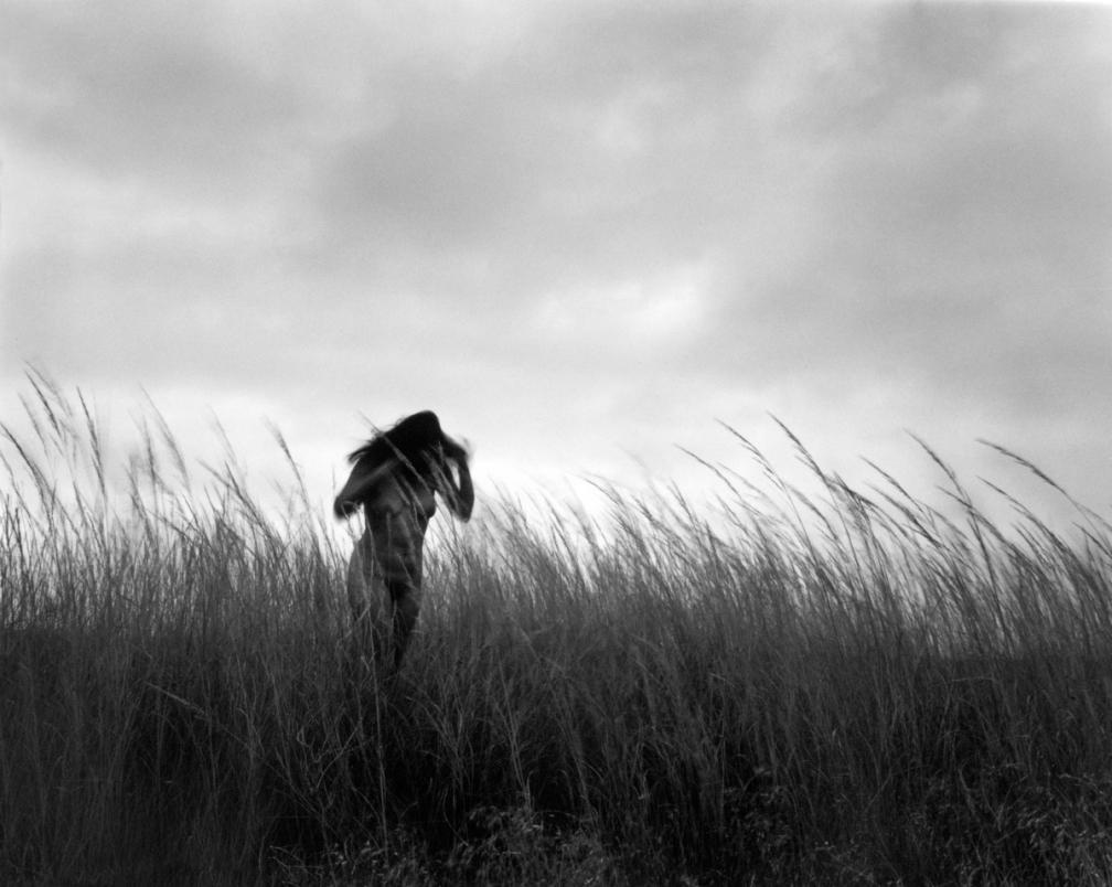 Self+portrait+in+grasses+1981