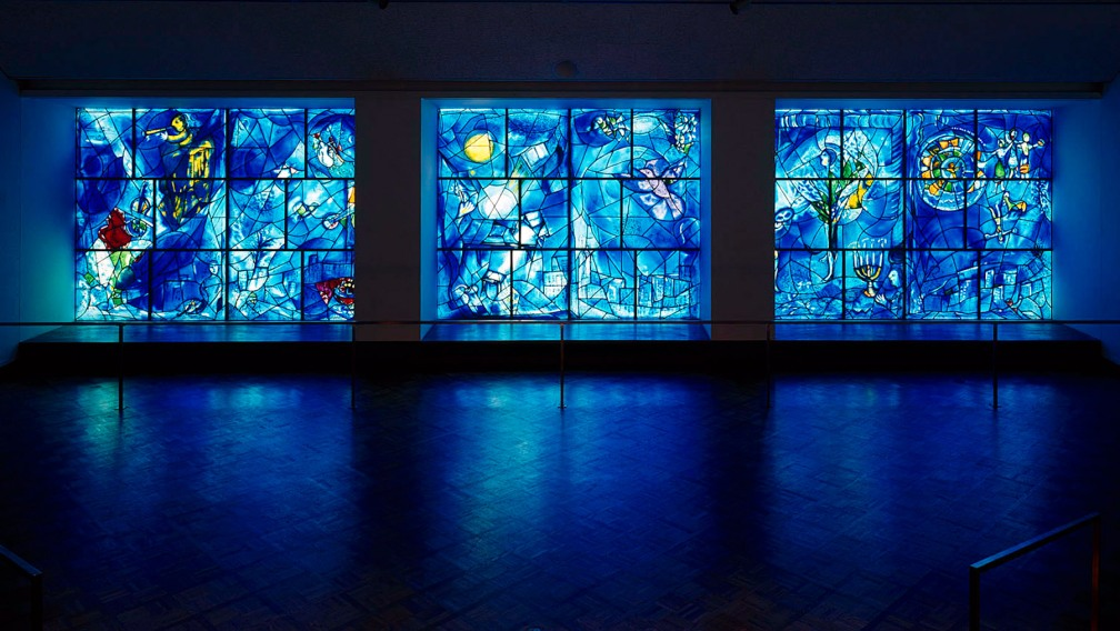 Chagall 'America Windows' to be Temporarily Removed May 2